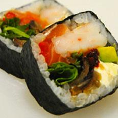 Futomaki kimitachi (6 unidades)