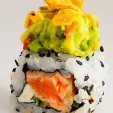 Roll especial spicy tuna (8 unidades)