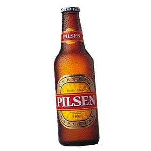 Cerveza Pilsen de 330 ml