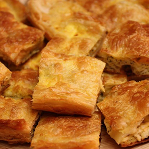 Boerek de queso (porcion)