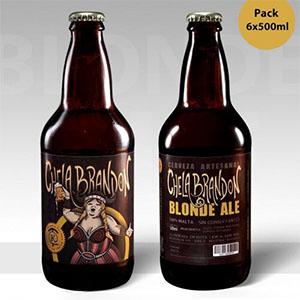 Chela Brandon - Blonde Ale