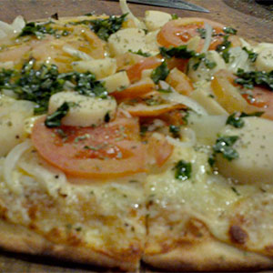 Pizzeta antojo