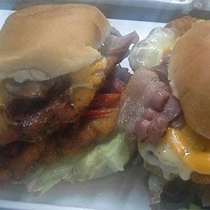 Napo Maniaco Doble Carne Extra Bacon