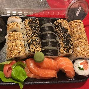 Combinado de salmon - 30 piezas