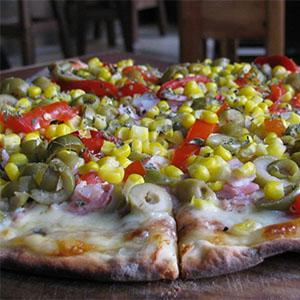 Pizzeta irlandesa