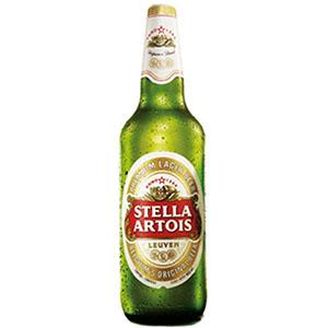 Cerveza Stella Artois 1 L