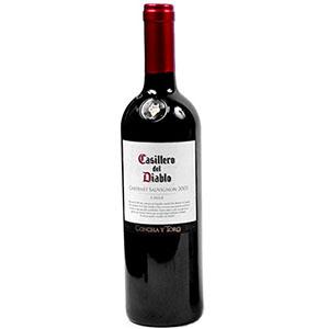 Vino Casillero del Diablo 750 ml