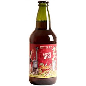 Cerveza Scottish Ale 500 ml