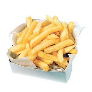 Porcion papas fritas