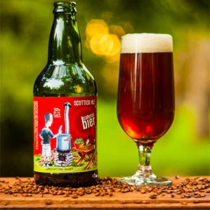 Cabesas Bier Scottish Ale