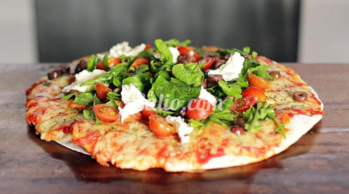 Pizzeta Oliva