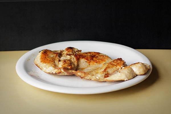 Pollo grille solo