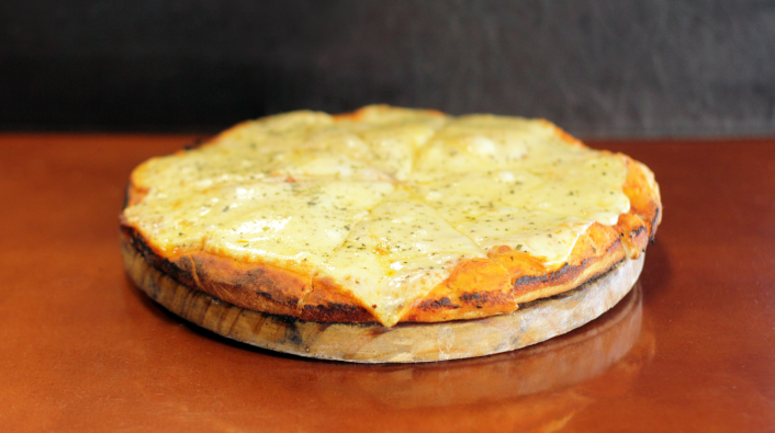 Promo - 2 pizzetas grandes con muzzarella