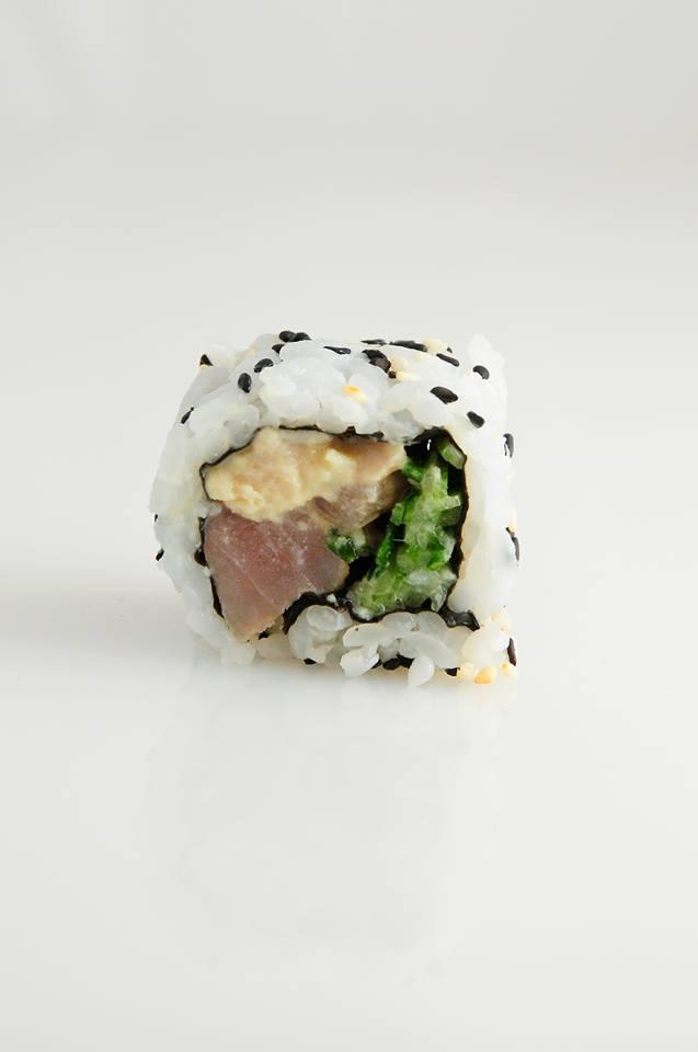 Roll especial spicy tuna (8 unidades)