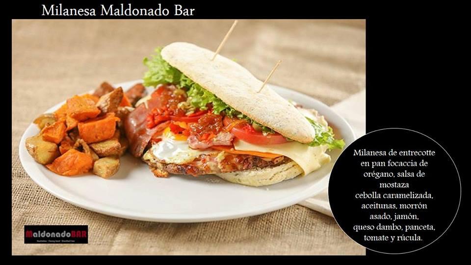 Milanesa Maldonado Bar