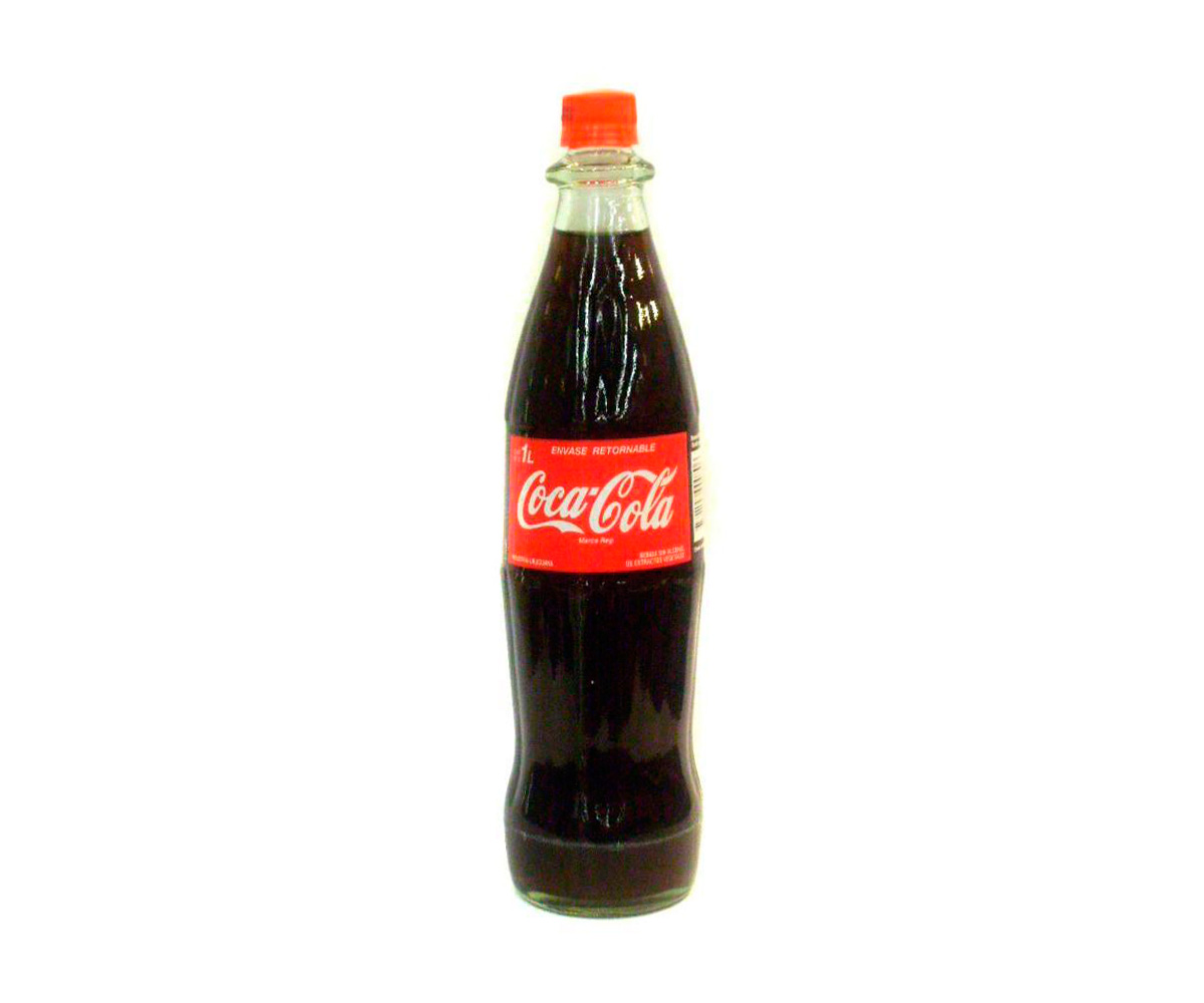Refresco Coca Cola 1 L
