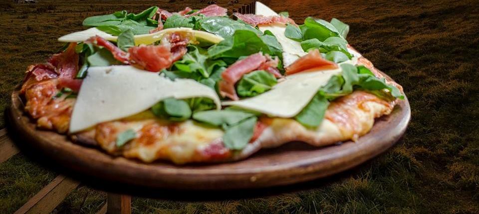 Pizzeta de campo