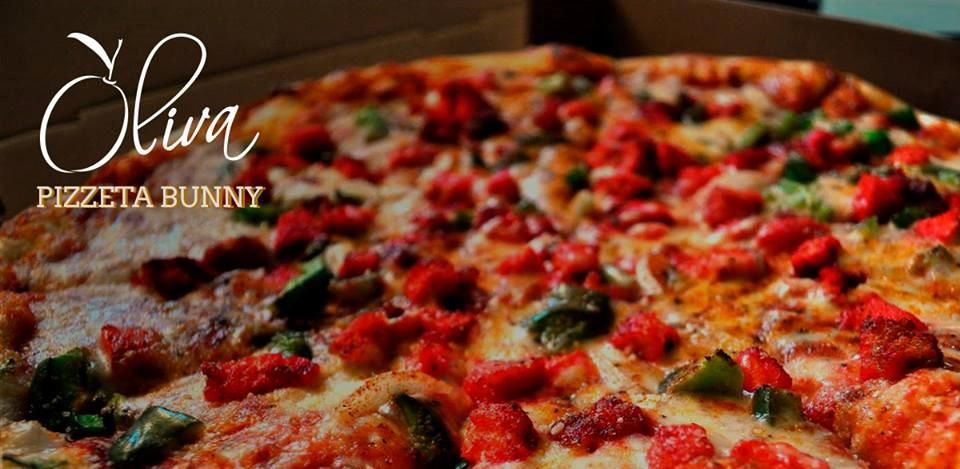 Pizzeta Bugs Bunny