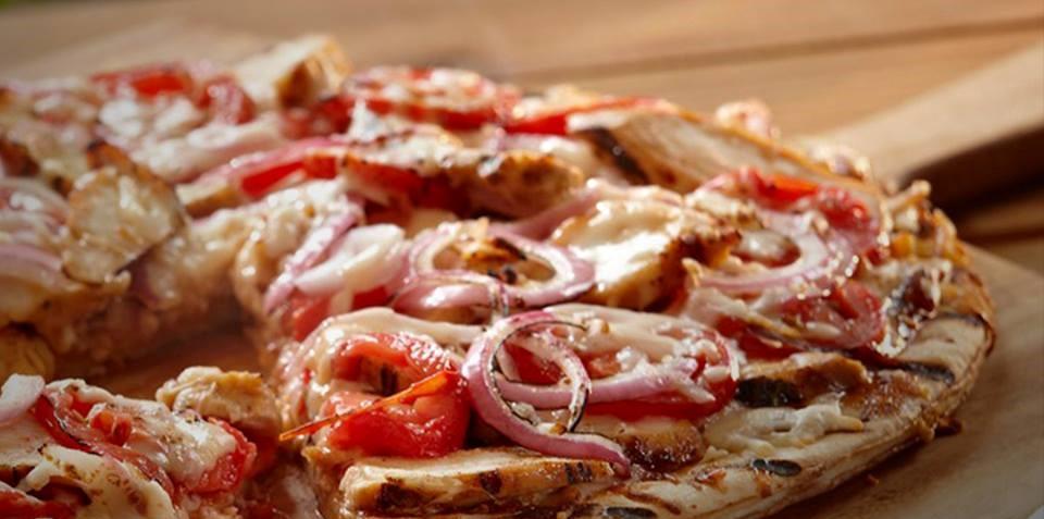 Pizzeta cazadora