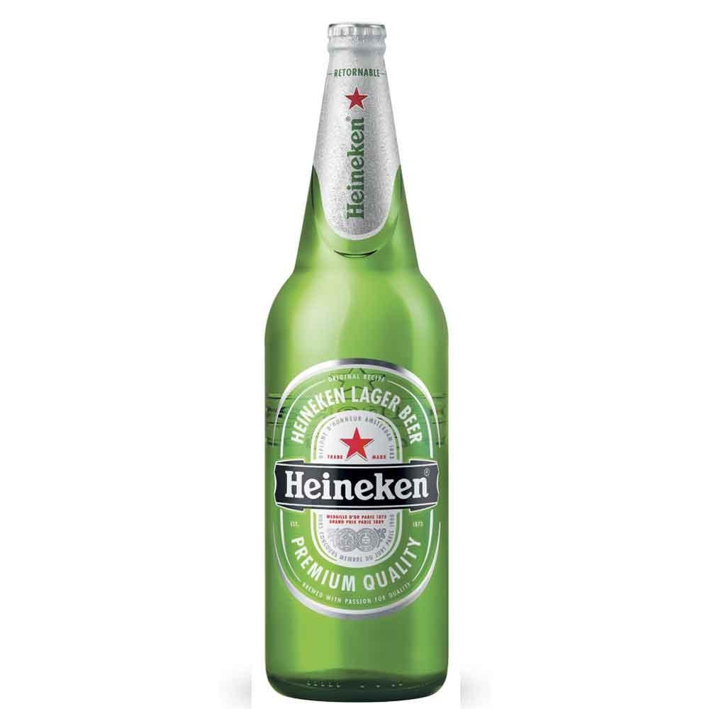 Cerveza Heineken 1 L