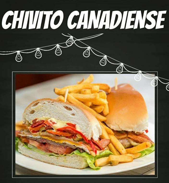 Chivito canadiense
