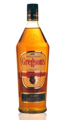 Whisky Gregsons 970 ml