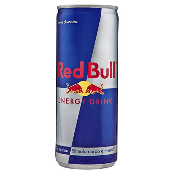 Energizantes Red Bull 250 ml