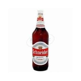 Cerveza Schneider 1 L