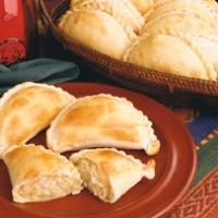 Empanada queso, cebolla y aceitunas
