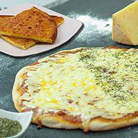 Promo - Pizza con muzzarella XL + 2 fainá