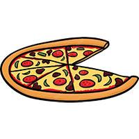 Pizzeta clasica
