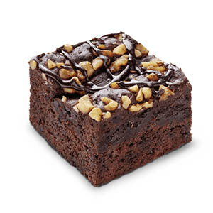 Brownie porcion