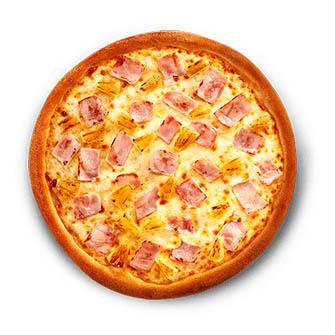 Pizzeta redonda