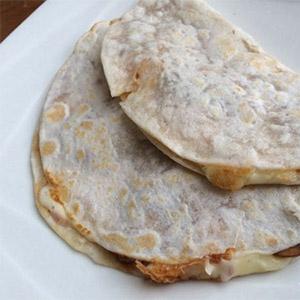 Quesadilla champi (2 unidades)